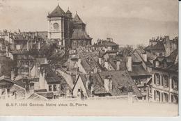 SUISSE GE GENEVE  NOTRE VIEUX ST. PIERRE - GE Ginevra