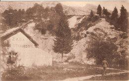 (C).Gorizia.Zaga In Valle Plezzo Al Tempo Della I^ Guerra (c18) - Gorizia