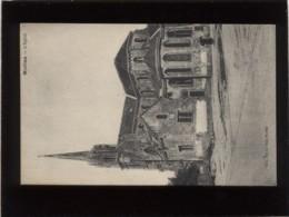29 Moëlan L'église édit. Le Gall - Moëlan-sur-Mer
