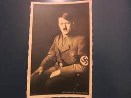 Carte Postale Reichskanzler Hitler - Personen