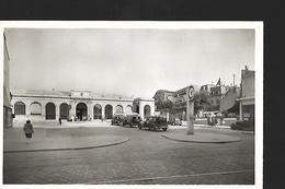 78 Versailles, La Gare Avec Voitures - Versailles