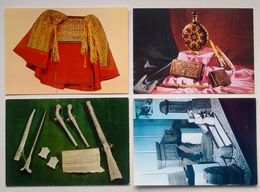 Albania Albanie Albanian Arts And Crafts Artisanat Albanais 4 Cards - Schöne Künste