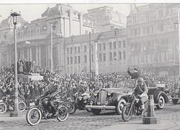 ANTWERPEN / OORLOG 1940-45 / EREBURGERSCHAP VAN WINSTON CHURCHILL - Antwerpen