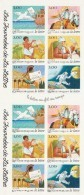 FRANCE 1998 CARNET ADHESIF LES JOURNEES DE LA LETTRE NEUF BC18  BC 18                                TDA138 - Commemoratives