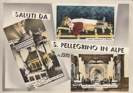 SAN PELLEGRINO IN ALPE-MODENA- 3 CARTOLINE VERA FOTOGRAFIA  NON VIAGGIATE -ANNO 1955-1960 - Modena