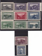 # Z.10931 Bosnia & Herzegovina ( Austro - Hungarian Empire) 1906 Incomplete Set Imperf, (x), MLH, Used: Definitive Issue - Bosnia And Herzegovina