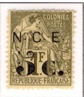 Ex Colonie Française  *  Nlle Calédonie *  9 (*) - Neufs