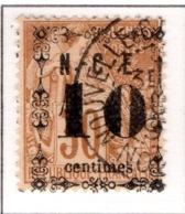 Ex Colonie Française  * Nlle Calédonie *   12 Obl - Nouvelle-Calédonie