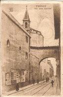 (C).Firenze.Via Gino Capponi.F.to Piccolo.Viaggiata (c17) - Firenze
