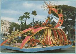 CPM:  NICE  (Dpt.06):   Bataille De Fleurs En 1969.     (E3050) - Botanik