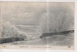 CPA-50-Manche- GRANVILLE- Le Plat Gousset Par Gros Temps- - Granville