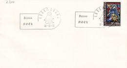 L-Luxembourg 1972. Joyeux Noel (7.310) - Autres