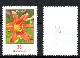"""Deutschland Mi. 3509 NR** """"Freimarken Blumen: Taglilie"""" Postfrisch - Ungebraucht"""