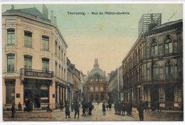 59  TOURCOING     Rue De L'Hôtel De Ville - Tourcoing