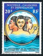 NOUV.-CALEDONIE 1976 - Yv. 405 **   Cote= 2,50 EUR - 16e Conférence Du Pacifique-Sud  ..Réf.NCE25148 - Nouvelle-Calédonie