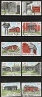 1979 Finland, Finnish Peasant Architecture  Used Set. - Finland