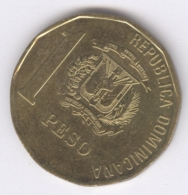 DOMINICANA 2015: 1 Peso - Dominikanische Rep.