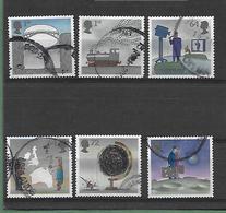 Inventions - SG 2715/20  - Année 2007 - 1952-.... (Elizabeth II)