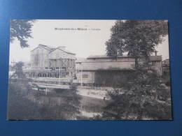 Carte Postale Montceau Les Mines, Lavoirs - Mines