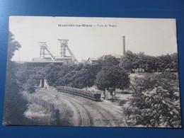 Carte Postale MONTCEAU LES MINES Puits De Magny - Mines