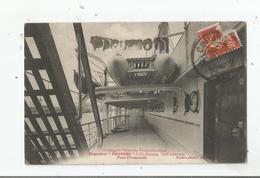 PAQUEBOT NAVARRE COMPAGNIE GENERALE TRANSATLANTIQUE 1912 - Dampfer