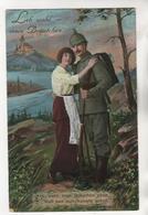 +3397, Feldpostkarte, - Guerra 1914-18