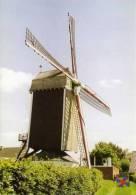 WERKEN Bij Kortemark (W.Vl.) - Molen / Moulin - Kruisstraatmolen Of Berghesmolen Na De Restauratie. - Kortemark