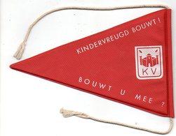 Antwerpen Kindervreugd Vlagje Om Aan Fiets Te Hangen Anvers - Organisaties