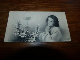 BC15 LV16 Souvenir Communion Walcourt Mireille Scheit 1942 - Communion