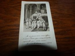 BC15 LV16 Souvenir Communion Nismes Jacques Fichet 1945 - Communion