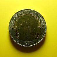 Argentina 1 Peso 1997 Varnished - Argentinië