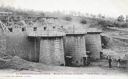 61)  LA FERRIERE Aux ETANG  - Mines De Denain Et Anzin - Vue Des Fours - 1904 - Autres Communes