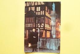 V10--68-haut-rhin--turckheim- Le Veilleur De Nuit-- - Turckheim