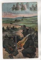 +3409, Feldpostkarte, Gelaufen, - Guerra 1914-18