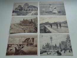 Lot De 20 Cartes Postales De Belgique La Côte  Ostende  Lot Van 20 Postkaarten Van Oostende - 5 - 99 Cartes