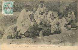 MAROC , MARTIMPREY , La Source Res De L'oued Rbib , * 408 48 - Maroc