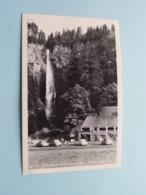 MULTNOMAH FALLS And Lodge ( 16749 -  See Photo For Detail Please ) ! - Etats-Unis