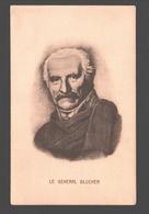 Le Général Blucher (Waterloo) - Hommes Politiques & Militaires