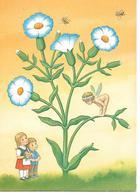 Illustrator - Nancy Jones - Fairy, Fee, Fée, Fata, Children, Enfants, Kinder, Flower, Bee, Biene, Abeille / Modern - Illustrateurs & Photographes