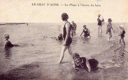Le Grau D Agde...le Bain - Agde