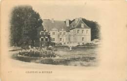 50 , REVILLE , Le Chateau , * 416 41 - Francia