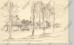B 8840 STADEN - WESTROZEBEKE, 1. Weltkrieg, Künstler-Karte, 1915 - Staden