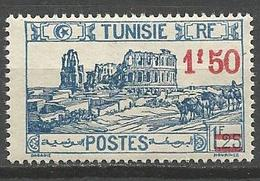 TUNISIE N° 146 NEUF*  INFIME  TRACE CHARNIERE / MH - Unused Stamps
