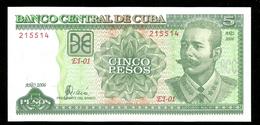 * Cuba 5 Pesos  2006 ! UNC ! - Cuba