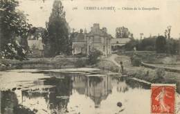 50 , CERISY-LA-FORET , Chateau De La Gouespelliere , * 420 42 - Francia