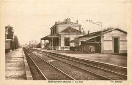 50 , CHEF DU PONT , La Gare , * 420 80 - Francia