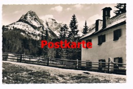 071 Forsthaus Amtssäge Hüttenstempel Alpenverein Selten !! - Autres