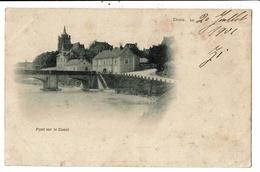 CPA-Carte Postale-France Dole-Pont Sur Le Canal 1901 VM10758 - Dole