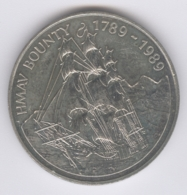 PITCAIRN ISLANDS 1989: 1 Dollar, KM 4 - Pitcairn-Inseln