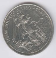 PITCAIRN ISLANDS 1989: 1 Dollar, KM 4 - Islas Pitcaim
